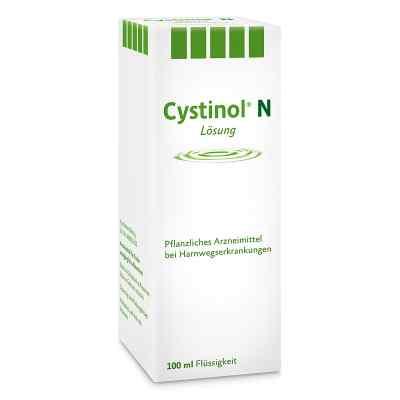 Cystinol N Loesung  zamów na apo-discounter.pl