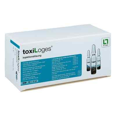 Toxi Loges Injektionsloesung Amp.