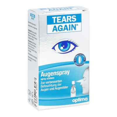Tears Again spray do oczu z lipidami
