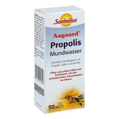 Aagaard Propolis płyn do płukania jamy ustnej