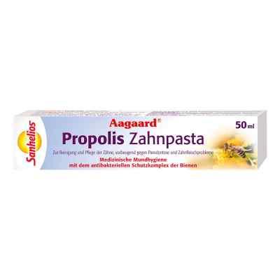 Aagaard Propolis pasta do zębów z propolisem  pszczelim  zamów na apo-discounter.pl