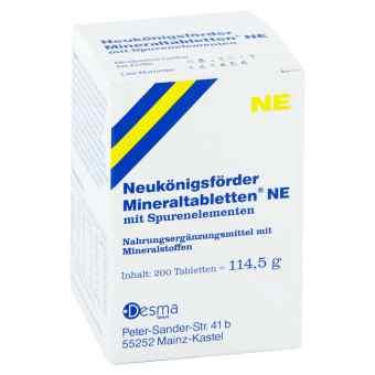 Neukoenigsfoerder NE tabletki z minerałami  zamów na apo-discounter.pl
