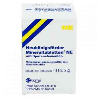 Neukoenigsfoerder NE tabletki   zamów na apo-discounter.pl