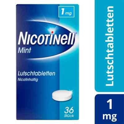 Nicotinell Lutschtabletten 1 mg Mint