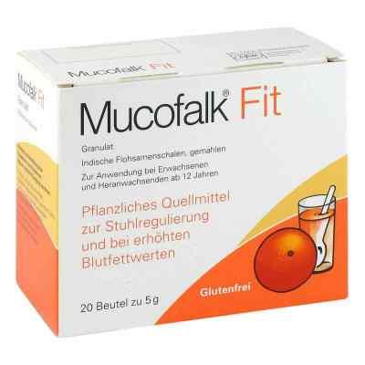 Mucofalk Fit Granulat Btl.  zamów na apo-discounter.pl