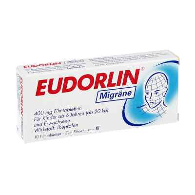 Eudorlin Migraene Filmtabl.  zamów na apo-discounter.pl
