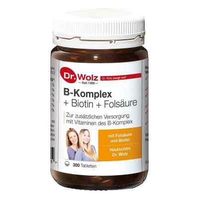 Dr Wolz kompleks witamin z grupy B +biotyna+ kwas foliowy  zamów na apo-discounter.pl