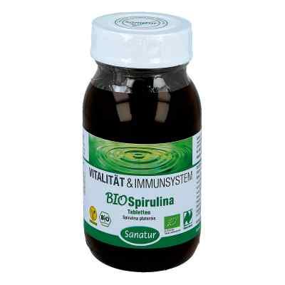 Spirulina Bio tabletki  zamów na apo-discounter.pl