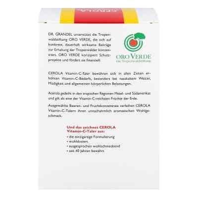 Cerola Vitamin C Taler Grandel suplement diety  zamów na apo-discounter.pl