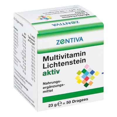 Multivitamin Lichtenstein aktiv Drag.  zamów na apo-discounter.pl