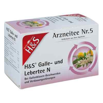 H&s herbata wspierająca działanie woreczka żółciowego i wątroby   zamów na apo-discounter.pl