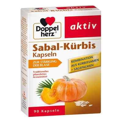 Doppelherz Sabal-Dynia kapsułki   zamów na apo-discounter.pl