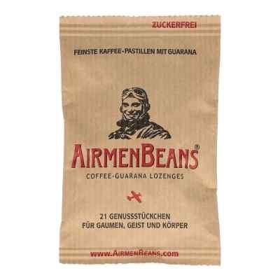 Airmenbeans najlepsze pastylki kawowe z guaraną  zamów na apo-discounter.pl
