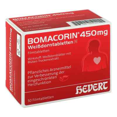 Bomacorin 450 mg Weissdorn Tabl.n Filmtabl.  zamów na apo-discounter.pl