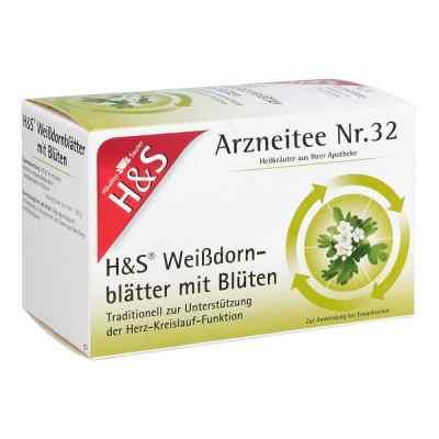 H&s Weissdornblaetter Tee m.Blueten Btl.  zamów na apo-discounter.pl