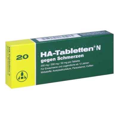 Ha Tabletten N  zamów na apo-discounter.pl