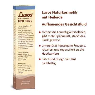 Luvos podstawowa emulsja do twarzy  zamów na apo-discounter.pl