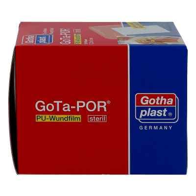 Gota Por Pu Wundfilm 7,2x5cm steril Verband  zamów na apo-discounter.pl