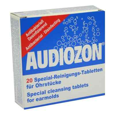 Audiozon Spezial-reinigungs-tabletten  zamów na apo-discounter.pl
