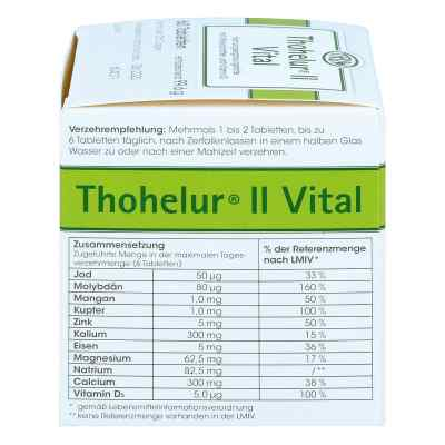 Thohelur Ii Vital tabletki  zamów na apo-discounter.pl