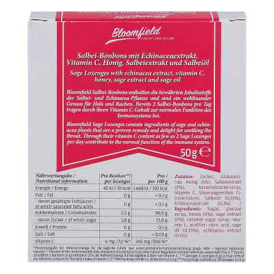 Bloomfield Salbei + Echinacea Bonbons  zamów na apo-discounter.pl