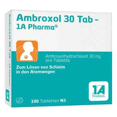 Ambroxol 30 Tab 1a Pharma Tabl.
