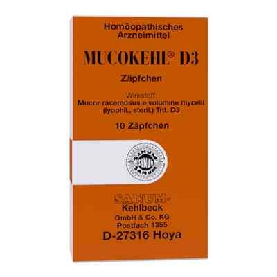 Mucokehl Suppos. D 3  zamów na apo-discounter.pl