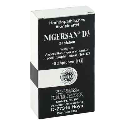 Nigersan D3 czopki  zamów na apo-discounter.pl