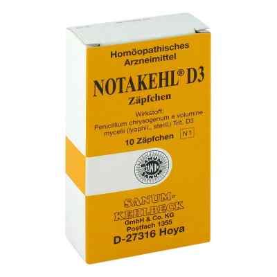 Notakehl D 3 Suppos.