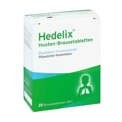 Hedelix Husten Brausetabl.  zamów na apo-discounter.pl