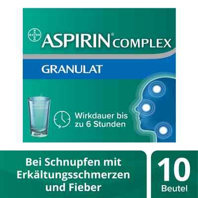 Aspirin Complex na przeziębienie, granulat  zamów na apo-discounter.pl