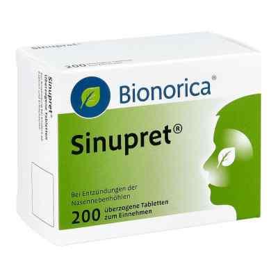 Sinupret Dragees Bionorica  zamów na apo-discounter.pl