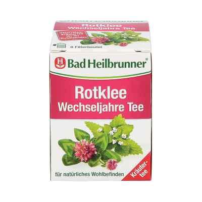 Bad Heilbrunner herbata z czerwonej koniczyny saszetki  zamów na apo-discounter.pl