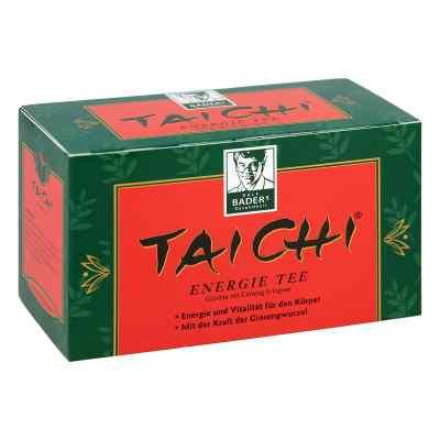 Tai Chi Energie zielona herbata z imbirem i żeń-szeniem  zamów na apo-discounter.pl