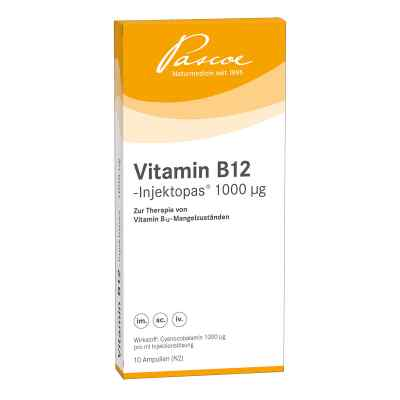 Vitamin B 12 Injektopas 1000 [my]g Amp.