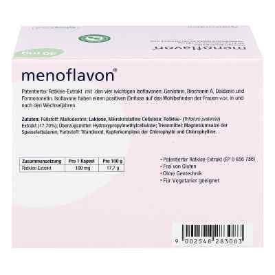 Menoflavon 40 mg kapsułki  zamów na apo-discounter.pl
