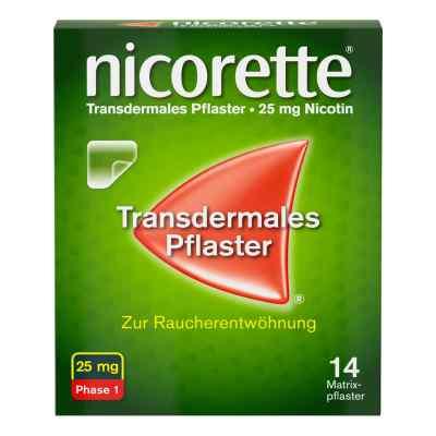 Nicorette Tx Pflaster 25 mg  zamów na apo-discounter.pl