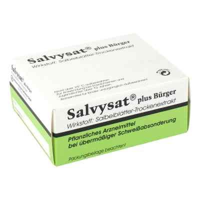 Salvysat plus Buerger Filmtabl.  zamów na apo-discounter.pl