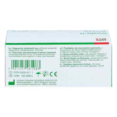 Curafix H mocny plaster z opatrunkiem 10cmx2m  zamów na apo-discounter.pl