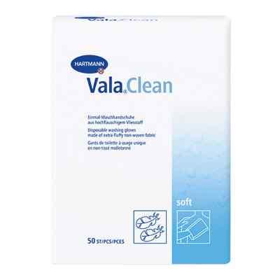Valaclean soft Einmal Waschhandschuhe  zamów na apo-discounter.pl