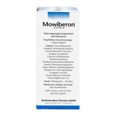 Mowiberon kapsułki  zamów na apo-discounter.pl