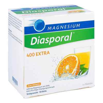 Magnesium Diasporal 400 Extra Magnez granulat do picia  zamów na apo-discounter.pl