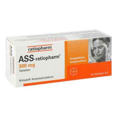 Ass Ratiopharm 300 mg Tabl.  zamów na apo-discounter.pl