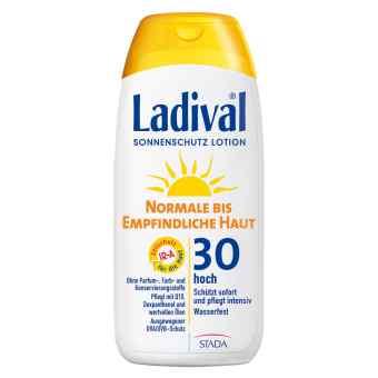 Ladival mleczko do skóry normalnej z filtrem SPF30  zamów na apo-discounter.pl