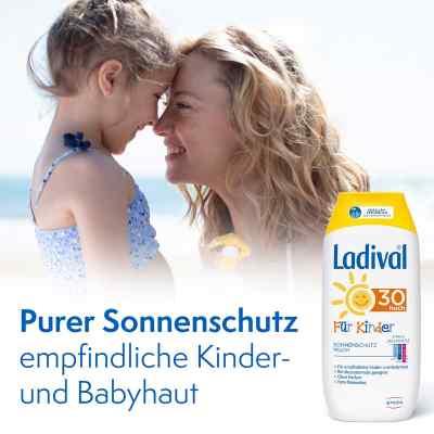 Ladival mleczko ochronne na słońce dla dzieci SPF 30  zamów na apo-discounter.pl