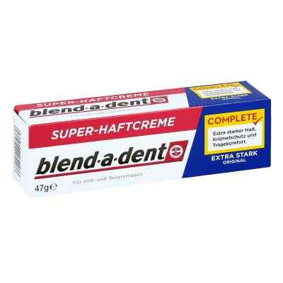 Blend A Dent Super Haftcreme klej do protez extra siła  zamów na apo-discounter.pl