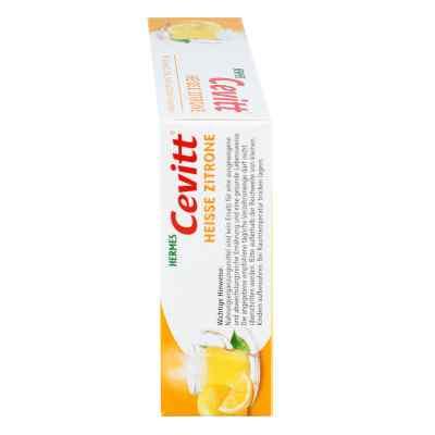 Hermes Cevitt gorąca cytryna granulat w saszetkach
