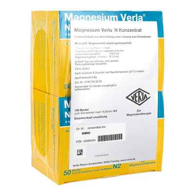Magnesium Verla N Konzentrat  zamów na apo-discounter.pl