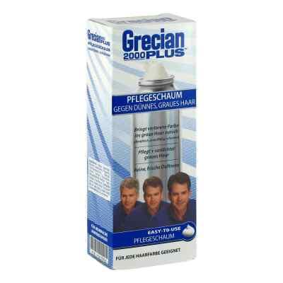 Grecian 2000 Plus pianka pielęgnacyjna przeciw siwieniu  zamów na apo-discounter.pl