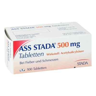 ASS STADA tabletki 500mg  zamów na apo-discounter.pl